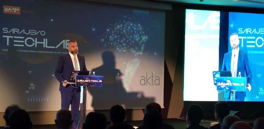 """Počela konferencija """"Sarajevo TechLab"""": Značajna godina za BH Telecom"""