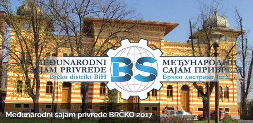 Međunarodni sajam privrede Brčko 2017. od 16. do 18. novembra