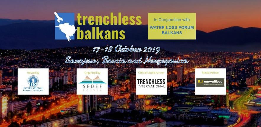 """Na Internacionalnom univerzitetu u Sarajevu konferencija """"Trenchless Balkans"""""""