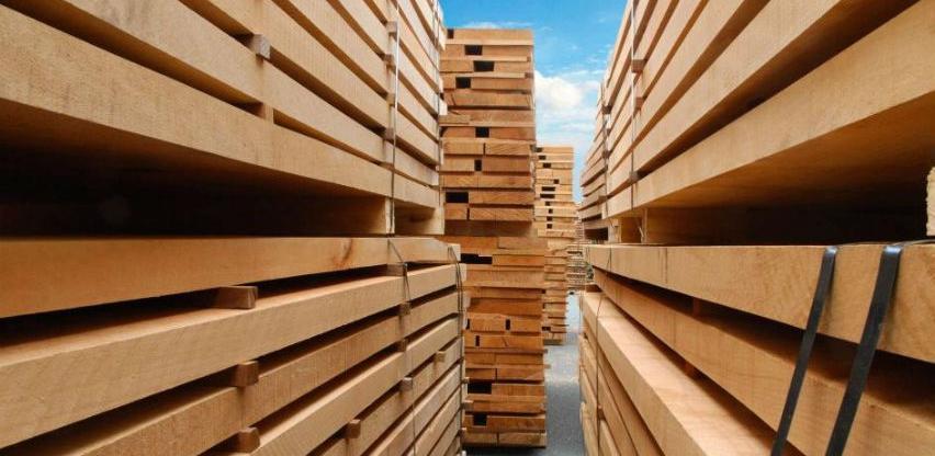 U RS-u ove godine proizvedeno više od 6,5 posto metar kubni šumskih sortimenata