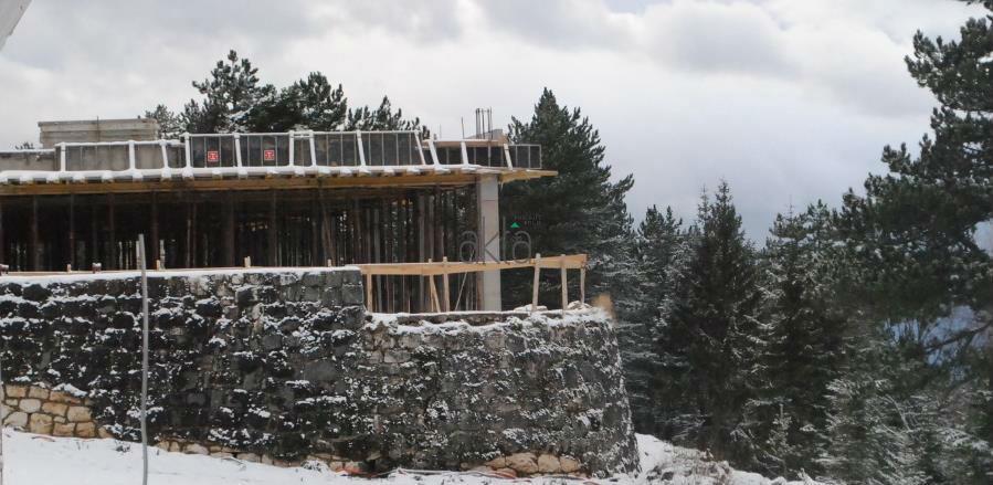Završena prva faza radova na hotelu Vikidovac na Trebeviću