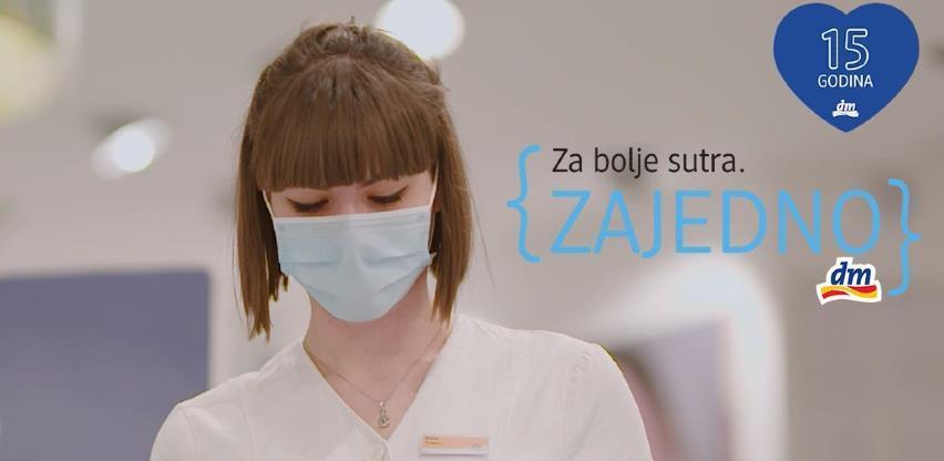 dm obilježava 15 godina u BiH, Inicijativa ZAJEDNO za podršku domaćoj proizvodnji