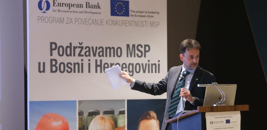 EBRD i EU podržavaju male biznise u Bosni i Hercegovini