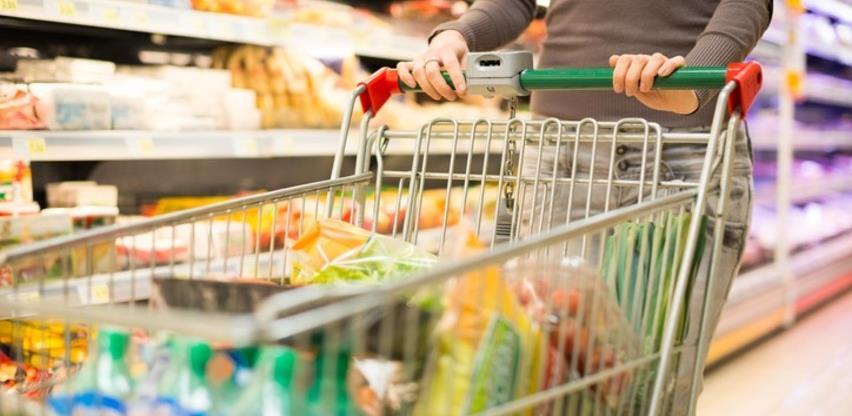 Sindikalna potrošačka korpa u julu koštala 1.822,07 KM, jeftinija nego u junu