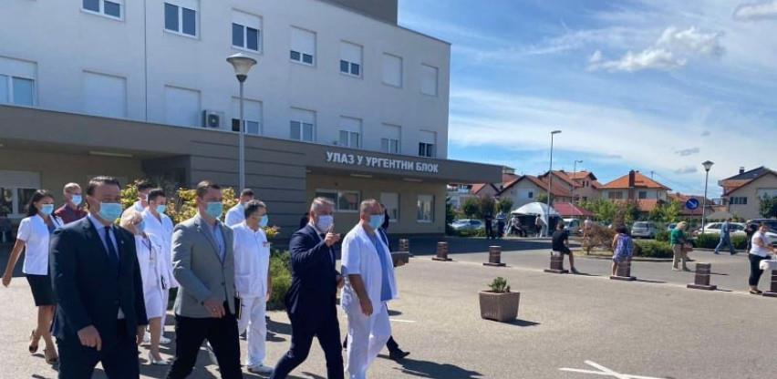 Otvaranje Covid bolnice u Bijeljini sredinom oktobra