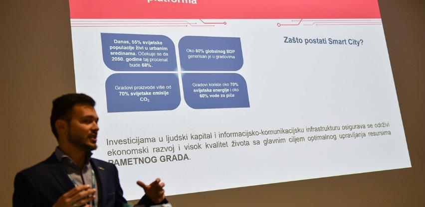 """Banja Luka razvija koncept """"pametnog"""" grada uz rješenja kompanije Lanaco"""