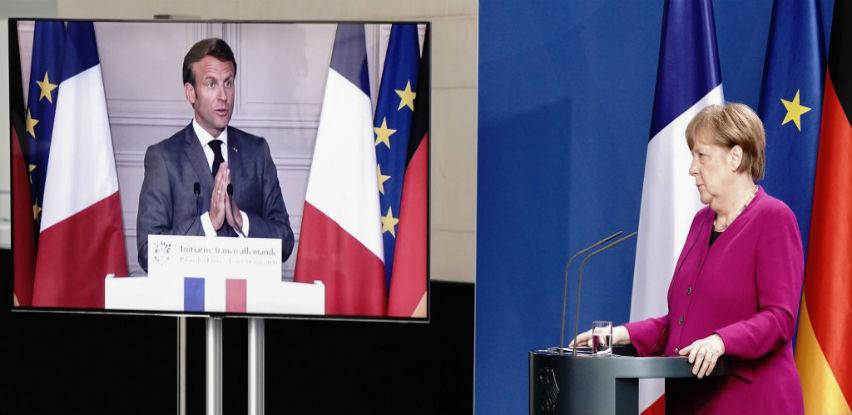 Francuska i Njemačka osnivaju fond za oporavak od 500 milijardi eura