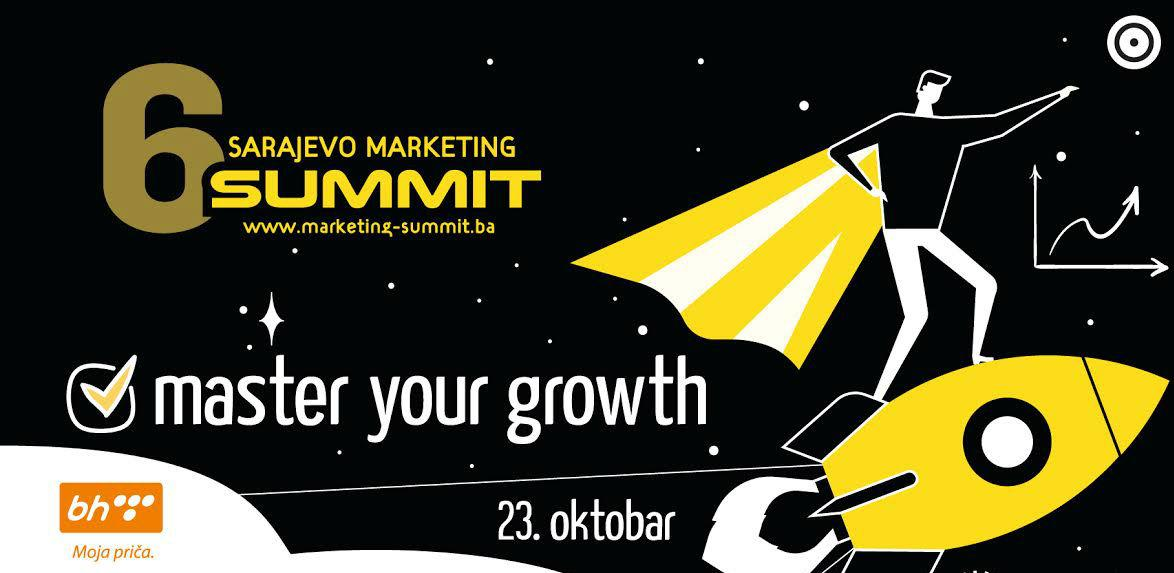 6. Sarajevo Marketing Summit: Vratio se Valter u Sarajevo