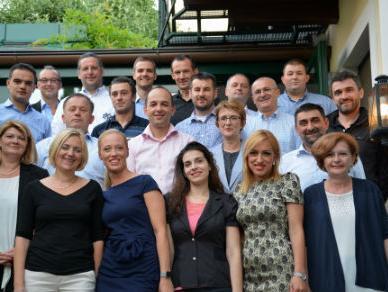 Povezivanje domaćih preduzeća sa privrednicima u Austriji