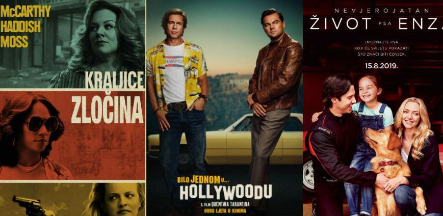 U novoj filmskoj sedmici u Cinema City-ju Kraljice zločina