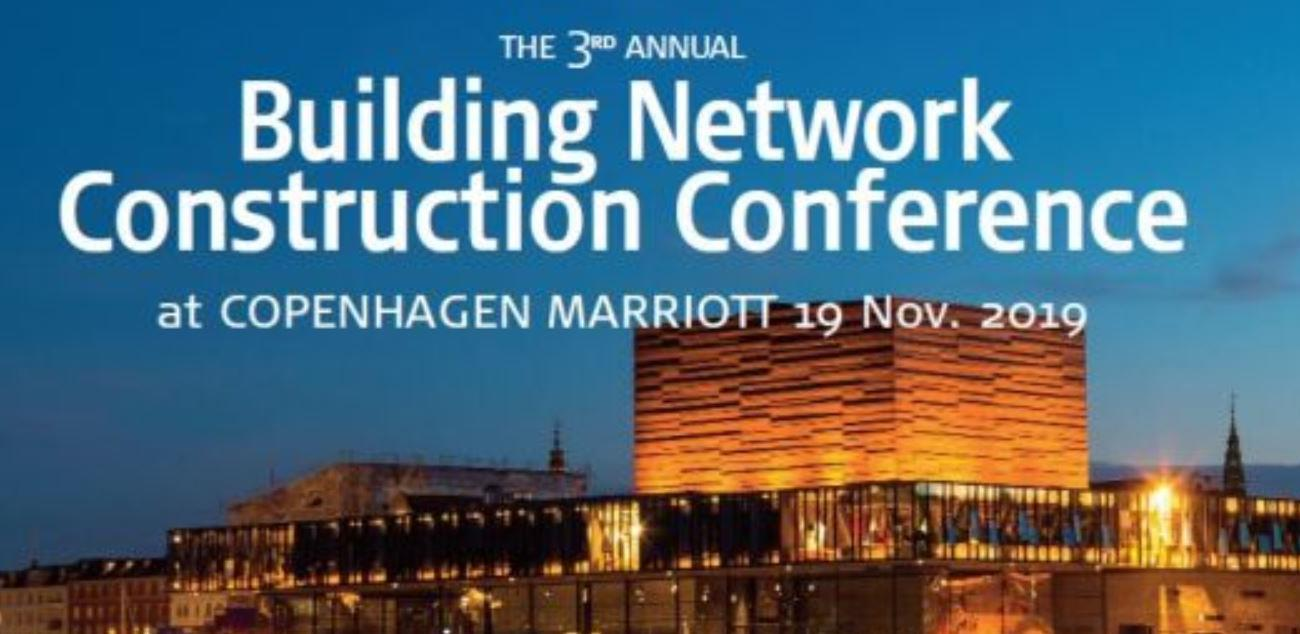 U Kopenhagenu Building Network Construction Conference