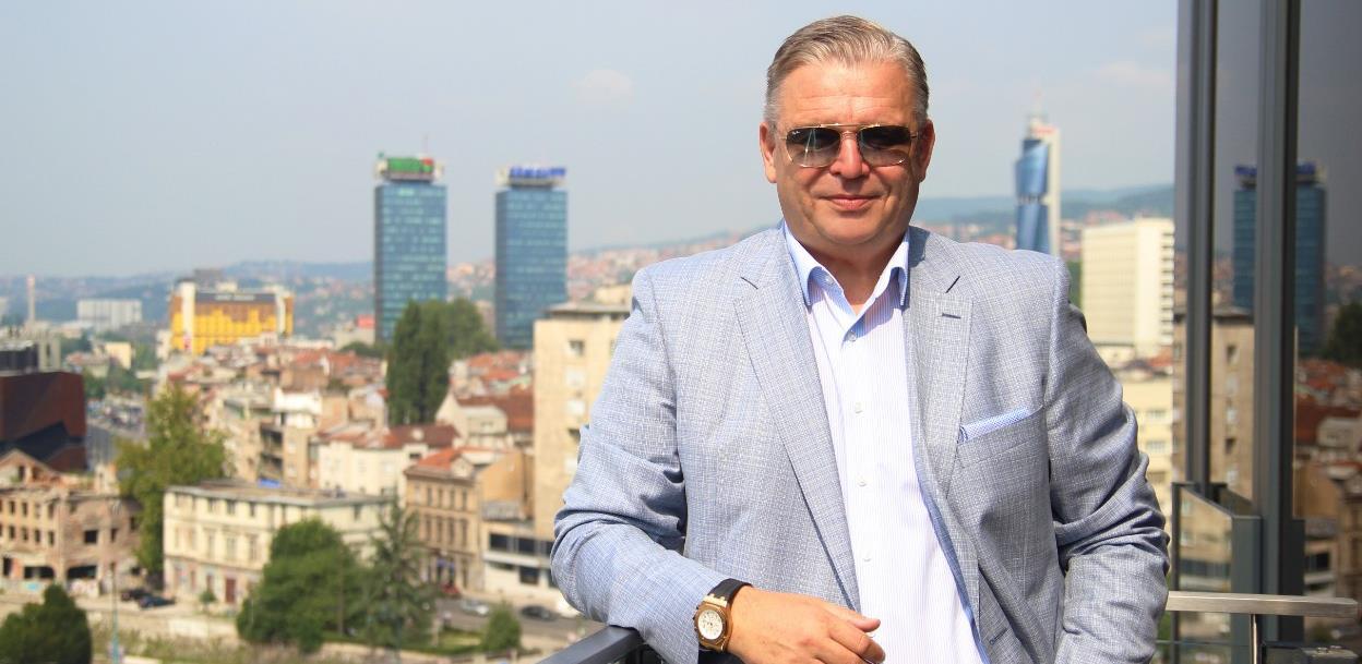Edwin Davis, osnivač kompanije Findessa: Krunski projekt u rodnom Sarajevu