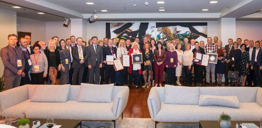 Stvaratelji za stoljeća: Dodijeljena priznanja za doprinos razvoju poduzetništva