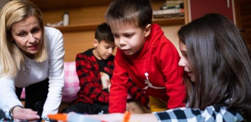 UNICEF pokreće izazov s namjerom da djeca tokom perioda izolacije ostanu aktivna