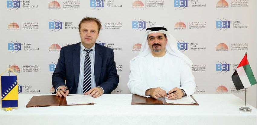 Potpisana saradnja između BBI banke i Dubai Islamic Economy Development Centra