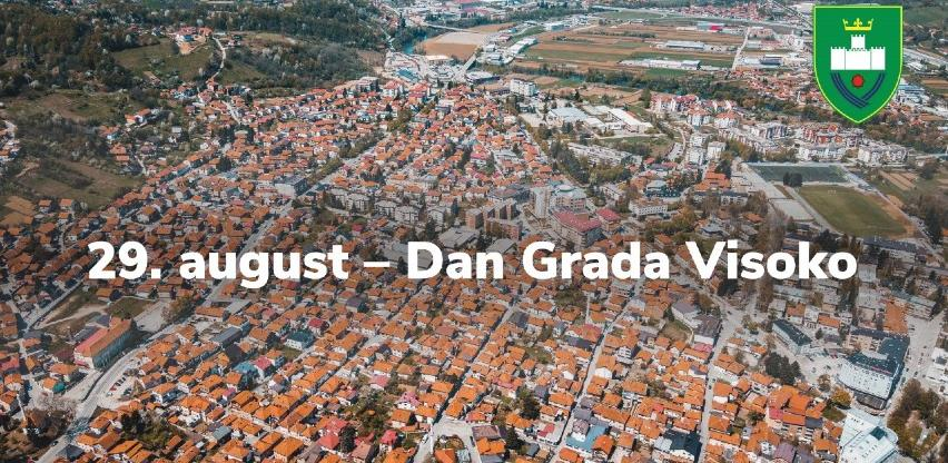 Program obilježavanja 29. augusta - Dana Grada Visoko