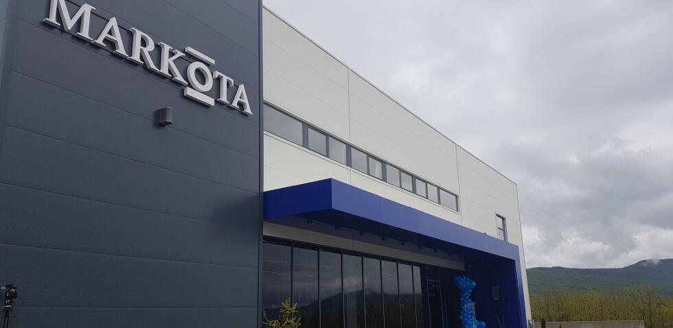 U posuškoj poduzetničkoj zoni otvoren novi prodajno-servisni centar tvrtke Markota