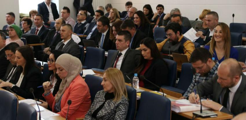 Skupština KS nije prihvatila izvještaje o poslovanju šest komunalnih preduzeća