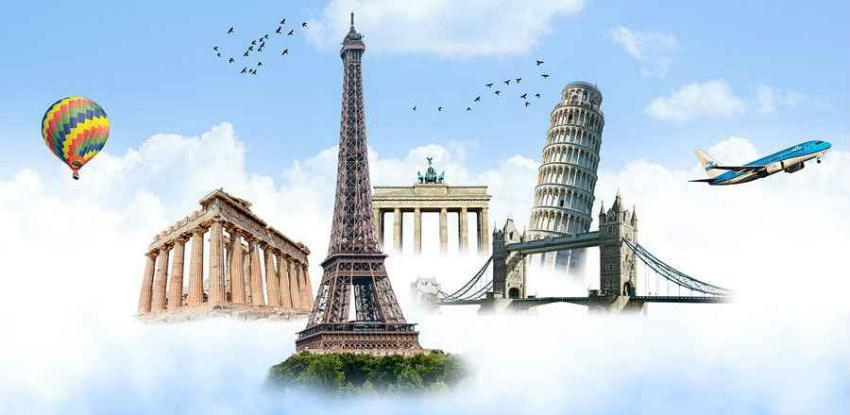 Brojni jeftini načini za putovanje kroz Evropu, autobus, voz ili avion