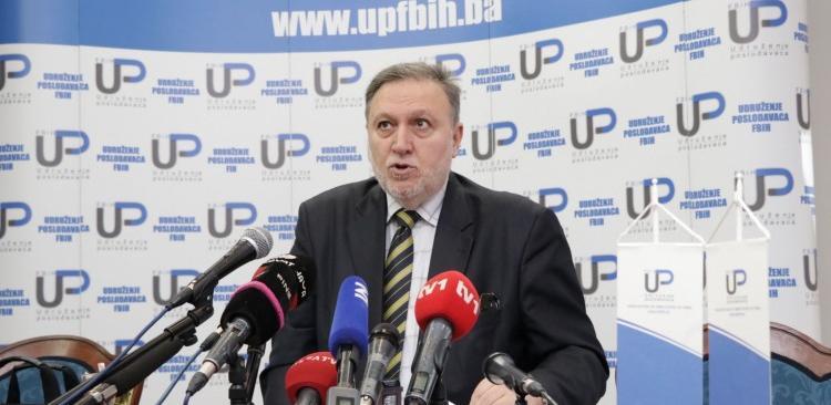 Udruženja poslodavaca FBiH pozvalo sindikate na nastavak pregovora o GKU