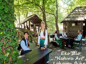 Eko selo Natura Art nagrađuje poklon bonom 'Večera za dvoje'