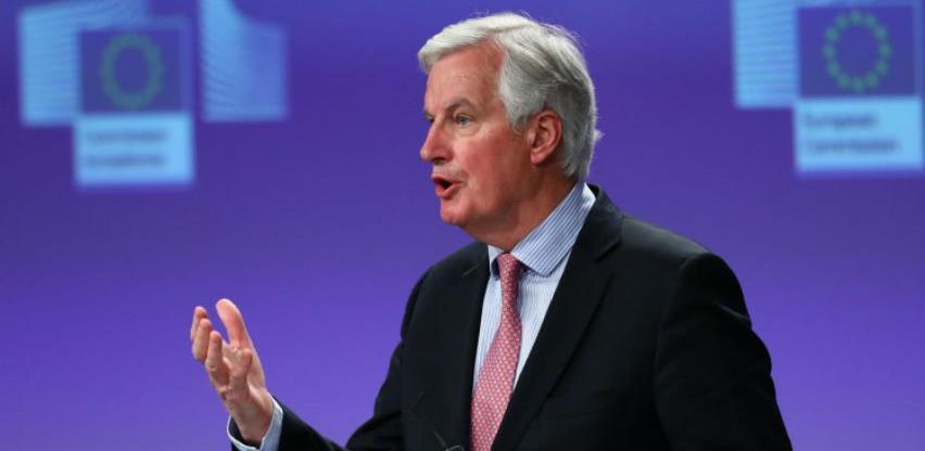 Barnier: Sporazum o Brexitu moguć u ovoj sedmici