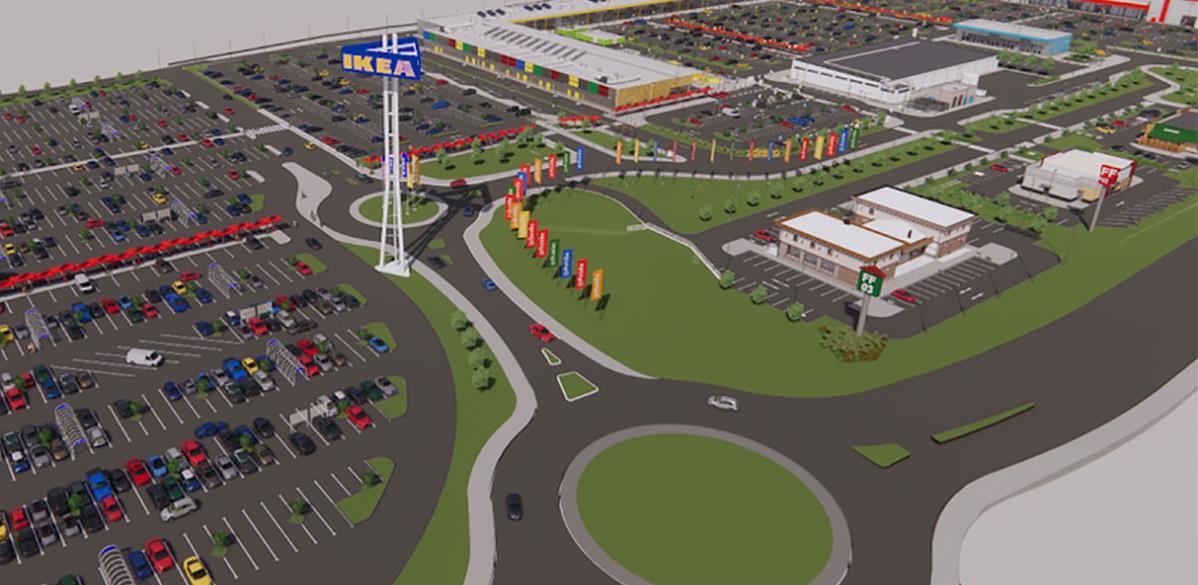 IKEA gradi shopping park od 50 miliona eura u Srbiji