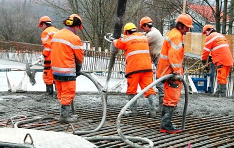 Izgradnjom infrastrukturnih projekta do boljeg položaja građevinara