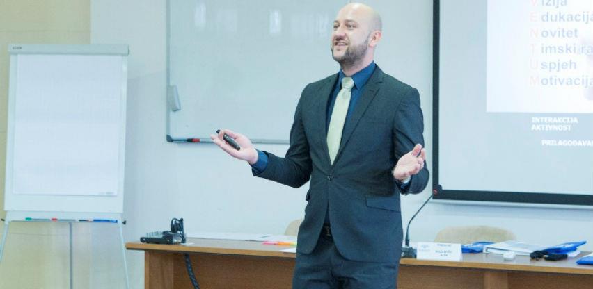 Alen Buljubašić: Uticaj kvalitetne edukacije se prepoznaje na ukupno poslovanje