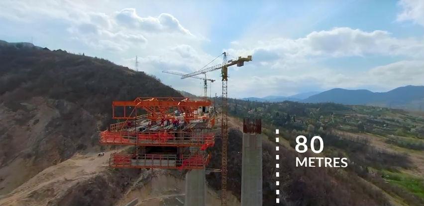 Neviđeni uvid: EBRD predstavio Koridor 5C u videu od 360 stepeni