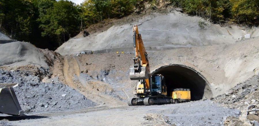 Iskopani su prvi metri tunela Hranjen