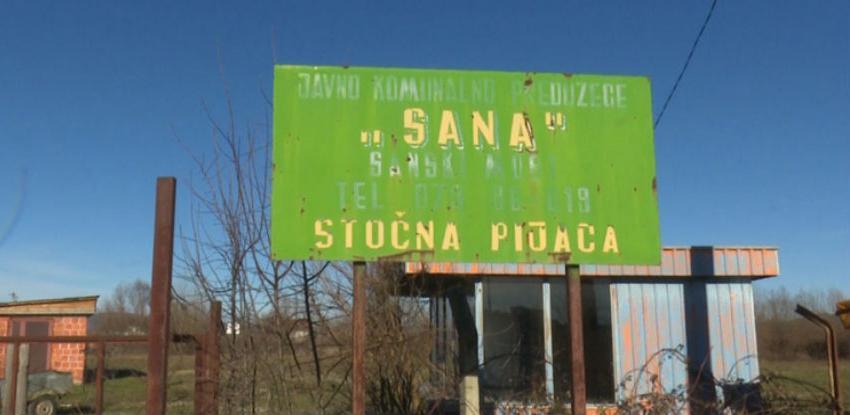 """JKP """"Sana"""" prodaje stočnu pijacu"""