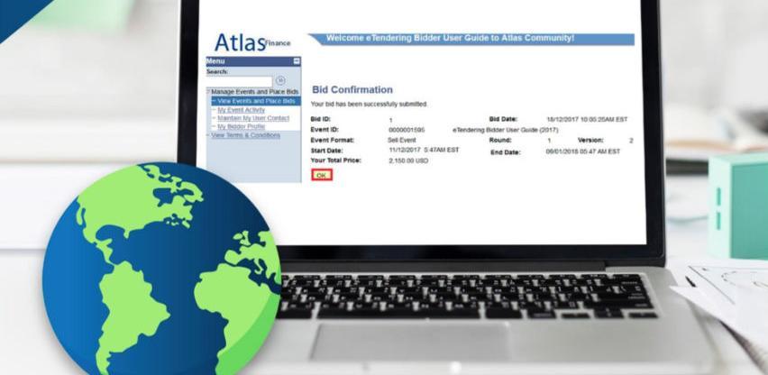 UNDP uvodi online sistem nabavki eTendering od 1. septembra