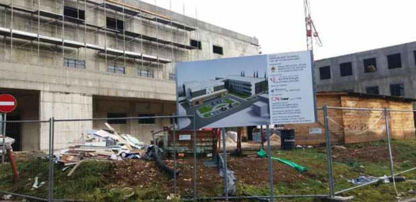Početkom oktobra biće završena nova bolnica u Istočnom Sarajevu