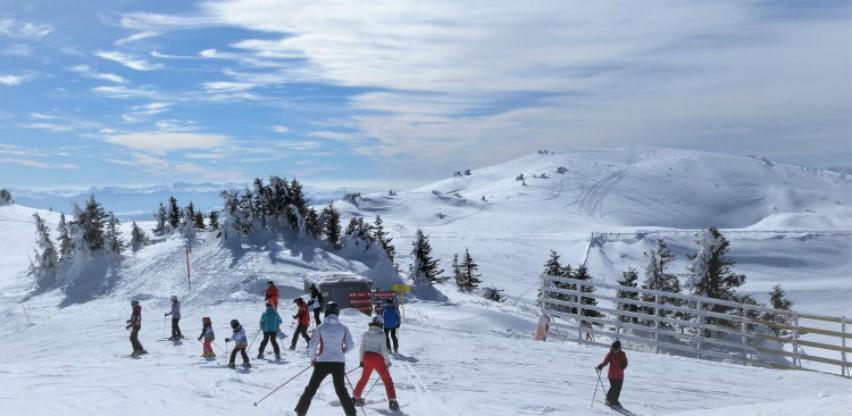Na Jahorini porastao broj skijaša za 36 posto u odnosu na prošlu godinu