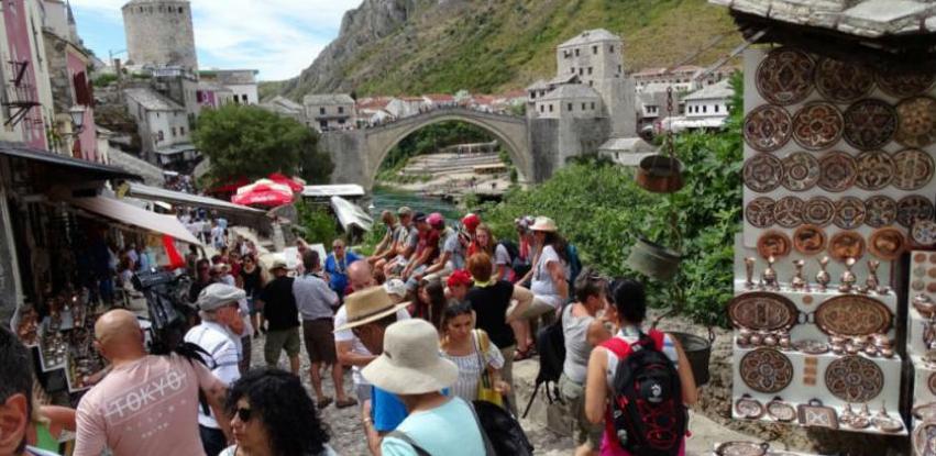 Tribina o Mostaru kao turističkom odredištu u europskim okvirima 14. lipnja