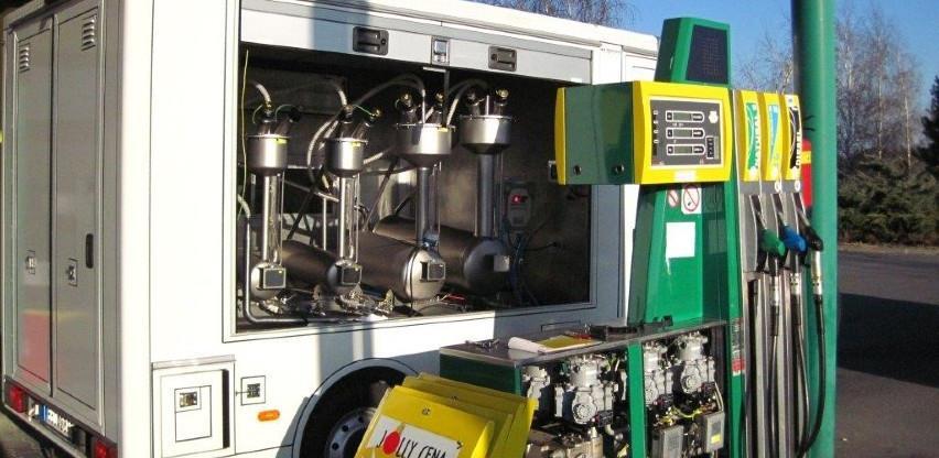 U BiH stiglo specijalno vozilo za provjeru kvalitete tečnih goriva