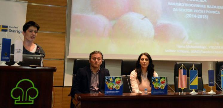 Izvoz voća i povrća u 2018. zabilježio pad nakon četiri godine rasta