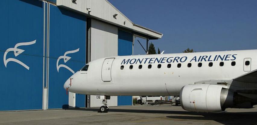Montenegro Airlines potvrdio da od sutra obustavlja saobraćaj
