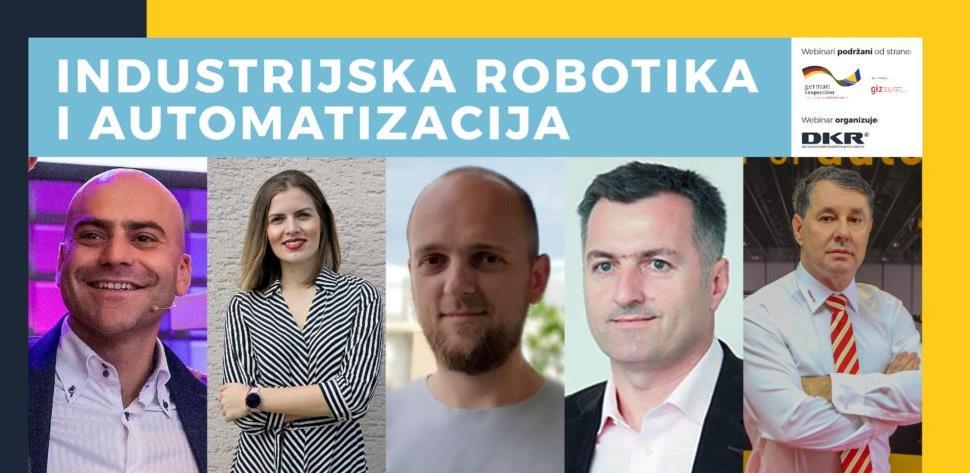 Eksperti predstavili sve prednosti industrijske robotike i automatizacije u BiH
