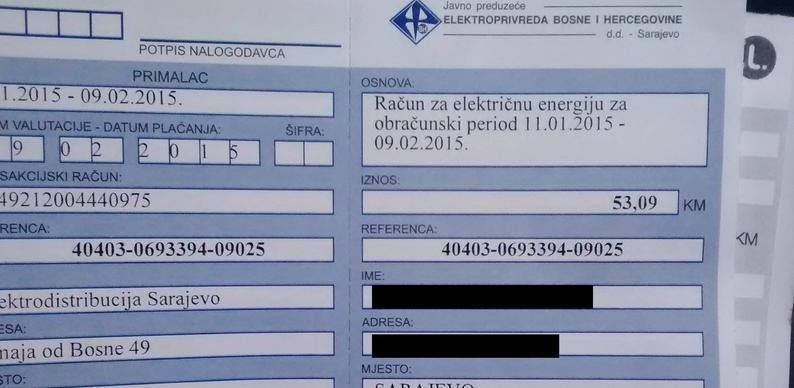 U Skenderiji otvoriti centar za plaćanje svih računa za komunalije