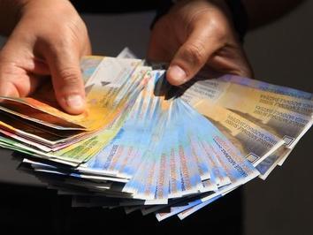 Rate kredita u švajcarskim francima veće za 30 odsto