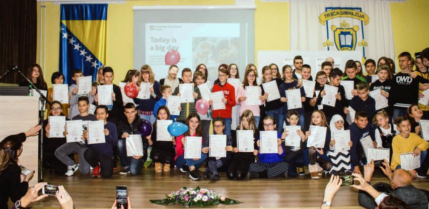 Facultas održao ceremoniju dodjele Cambridge English diploma