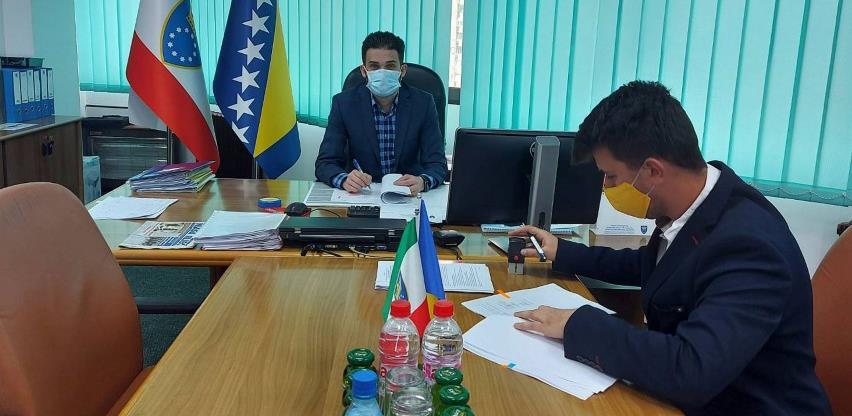 Potpisani ugovori o rekonstrukciji i održavanju regionalnih puteva u ZDK