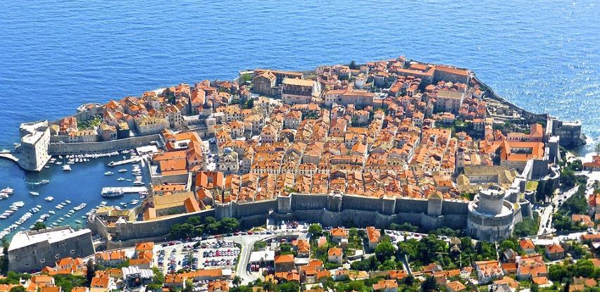 Broj turista u Dubrovniku manji za 70 posto