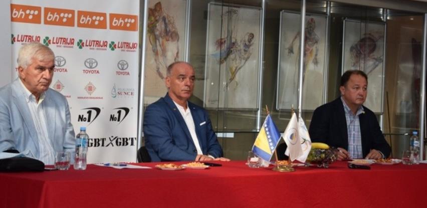 Otvaranje Olimpijskog muzeja u Sarajevu 8. oktobra