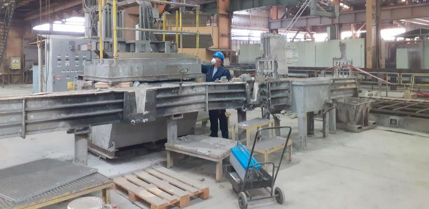 Aluminij industrija: Zaposlena 82 radnika, priprema za početak proizvodnje