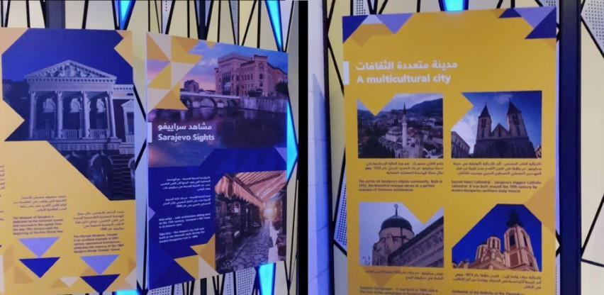 Otvoren Paviljon Bosne i Hercegovine na sajmu poduzetnistva EXPO 2020