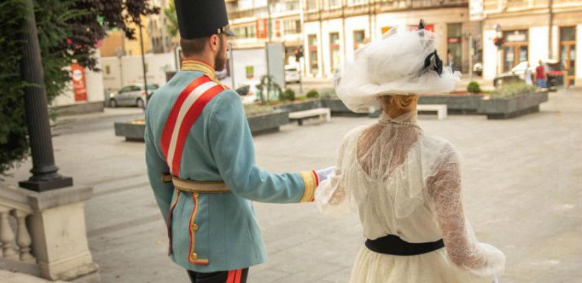Glumci kostimirani u historijske ličnosti šetat će Sarajevom