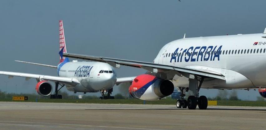 Air Serbia u aprilu počinje sa testiranjem digitalnog covid pasoša